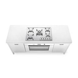 Küchen 190 | Modulküchen | ALPES-INOX