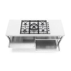 Cocinas 190 | Cocinas modulares | ALPES-INOX
