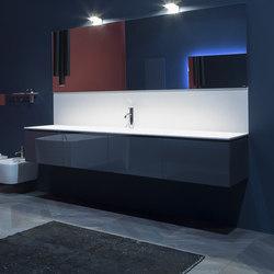 Lunaria | Meubles lavabos | antoniolupi