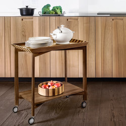 ESSENTIAL trolley | Dessertes | Girsberger