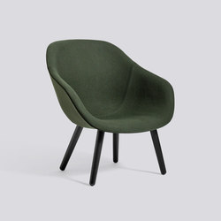 About A Lounge Chair AAL82 | Loungesessel | Hay