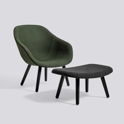 About A Lounge Chair AAL82 | Sillones lounge | Hay
