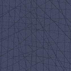 skai Solino Stars EN midnight blue | Finta pelle | Hornschuch