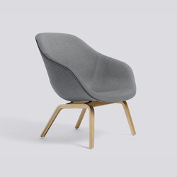 About A Lounge Chair AAL83 | Loungesessel | Hay