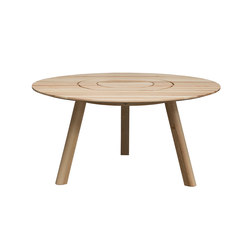 BuzziPicNic Round | Restaurant tables | BuzziSpace