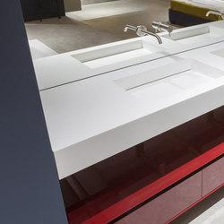 Panta Rei | Waschtischunterschränke | antoniolupi