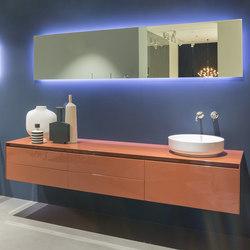 Panta Rei | Meubles sous-lavabo | antoniolupi