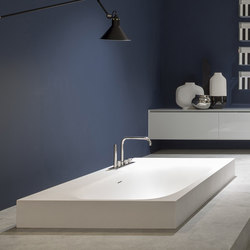 Panta Rei | Built-in baths | antoniolupi