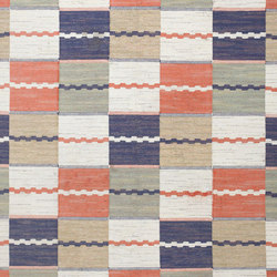 Vintage Swedish Carpet by Marta Maas Fjetterstrom | Tappeti / Tappeti d'autore | Nazmiyal Rugs