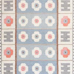 "Vintage Swedish Carpet Signed ""AW"" | Alfombras / Alfombras de diseño | Nazmiyal Rugs"