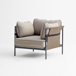 Can 1 seater | Poltrone lounge | Hay
