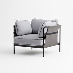 Can 1 seater | Lounge chairs | Hay