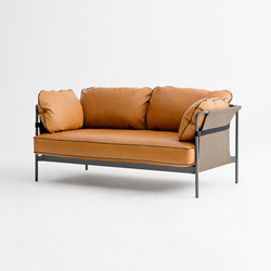 Can 2 seater | Lounge sofas | Hay