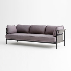 Can 3 seater | Lounge sofas | Hay