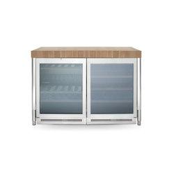 Weinkühlschrank Küchen 130 | Weinkühlschränke | ALPES-INOX