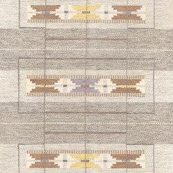 Vintage Swedish Kilim by Ingegerd Silow | Tappeti / Tappeti d'autore | Nazmiyal Rugs