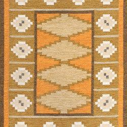 Vintage Swedish Kilim by Ingegerd Silow   Tappeti / Tappeti d'autore   Nazmiyal Rugs