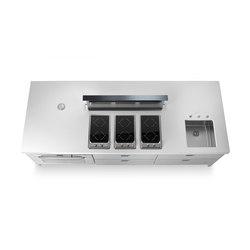Kücheninseln 280 | Modulküchen | ALPES-INOX