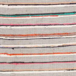 Vintage Swedish Rag Rug | Formatteppiche / Designerteppiche | Nazmiyal Rugs
