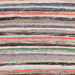 Vintage Swedish Rag Rug | Tappeti / Tappeti d'autore | Nazmiyal Rugs