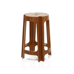 Bloom Bar Low | Bar stools | Riga Chair