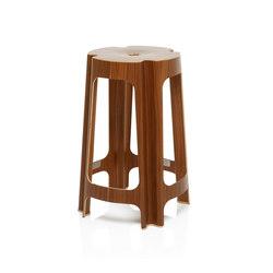 Bloom Bar Low | Taburetes de bar | Riga Chair