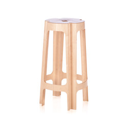 Bloom Bar Medium | Bar stools | Riga Chair