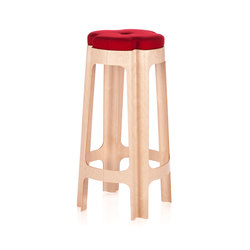 Bloom Bar UPH Medium | Bar stools | Riga Chair