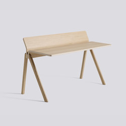 Copenhague Moulded Plywood Desk CPH190 | Desks | Hay