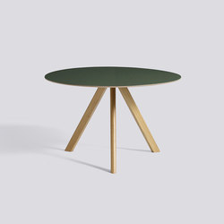 Copenhague Round Table CPH20 | Cafeteria tables | Hay