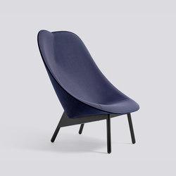 Uchiwa | Lounge chairs | Hay