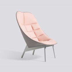 Uchiwa | Lounge chairs | Hay