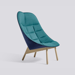 Uchiwa Lounge Chairs From Hay Architonic
