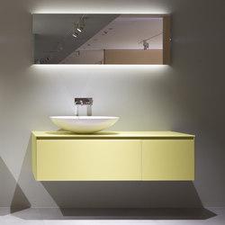 Tempra | Mobili lavabo | antoniolupi
