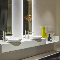Traccia | Armoires de salle de bains | antoniolupi