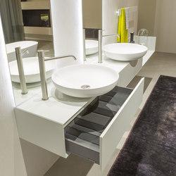 Traccia | Armarios lavabo | antoniolupi