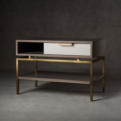 Anna Nightstand | Tables de chevet | Cliff Young