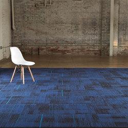 Tagline Stripe™ | Quadrotte / Tessili modulari | Bentley Mills