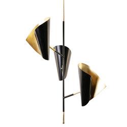 Cigale Pendant | Allgemeinbeleuchtung | Atelier de Troupe