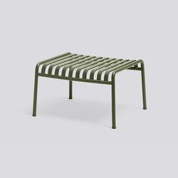 Palissade Ottoman | Garden stools | Hay