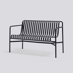 Palissade Dining Bench | Garden benches | Hay