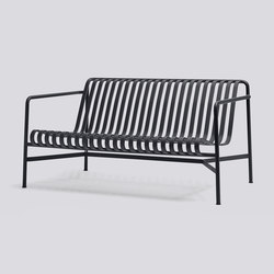 Palissade Lounge Sofa | Gartensofas | Hay