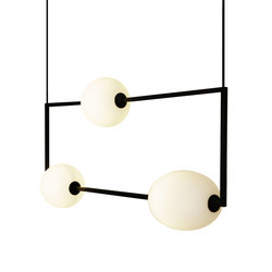 Miro 3 | Lampade sospensione | Atelier de Troupe