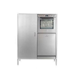 Hochschränke | Küchenschränke | ALPES-INOX