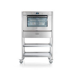 Columns | Mobile kitchen units | ALPES-INOX
