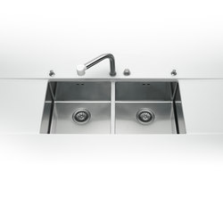 Spülen | Küchenspülbecken | ALPES-INOX