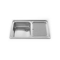 Sinks | Kitchen sinks | ALPES-INOX Srl