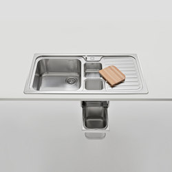 Sinks | Kitchen organization | ALPES-INOX