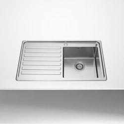 Fregadero | Fregaderos de cocina | ALPES-INOX