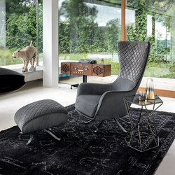Sin Seaty | Lounge chairs | Arketipo